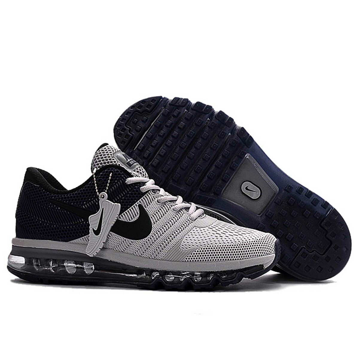nike air max 2017 KPU grey black 849560-407 купить