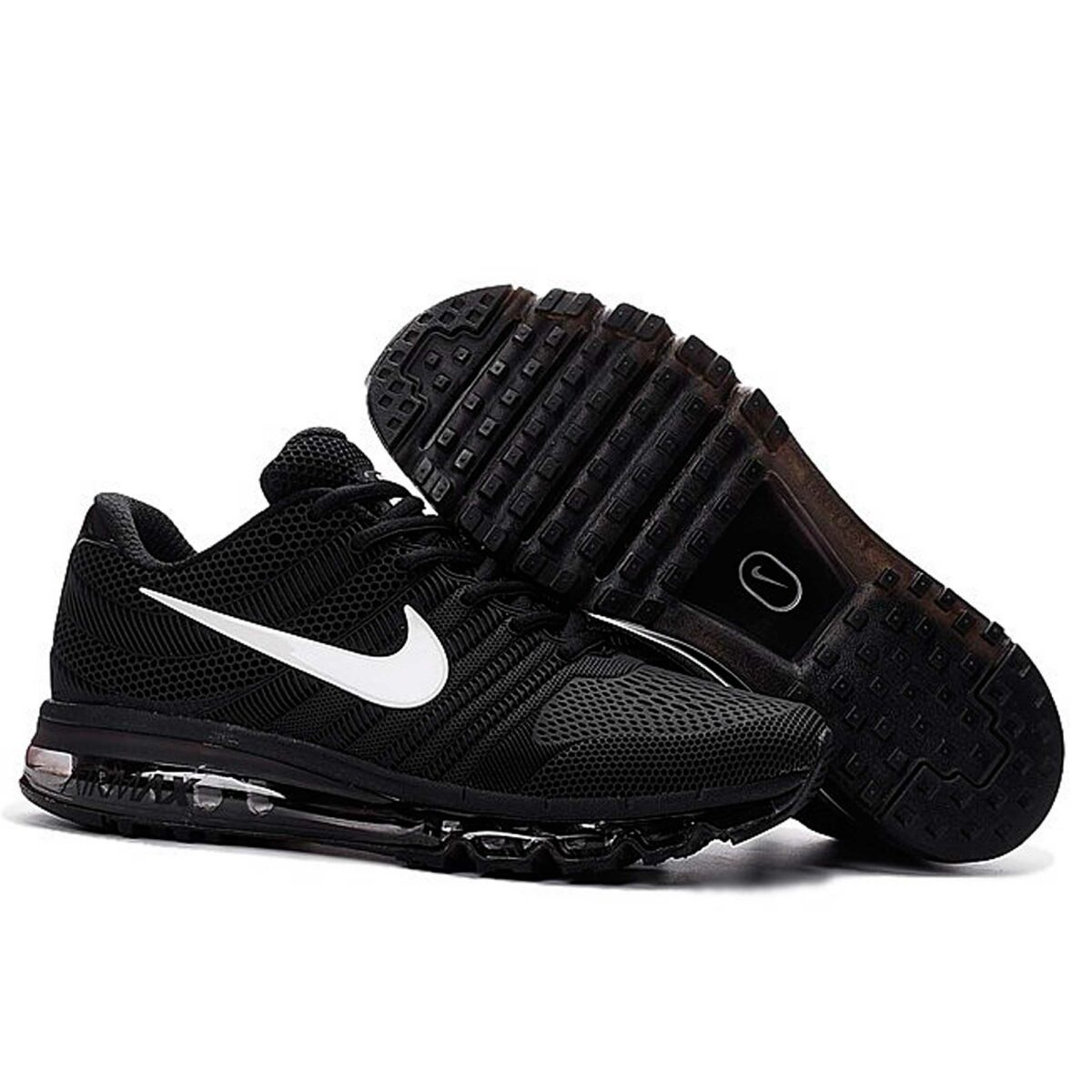 nike air max 2017 KPU triple black 849560-701 купить