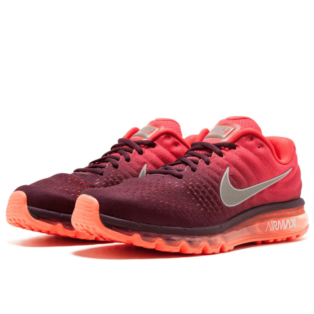 nike air max 2017 night maron red 849559_601 купить