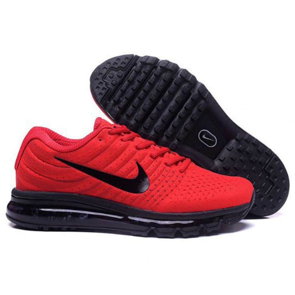 nike air max 2017 red black 849559-121 купить