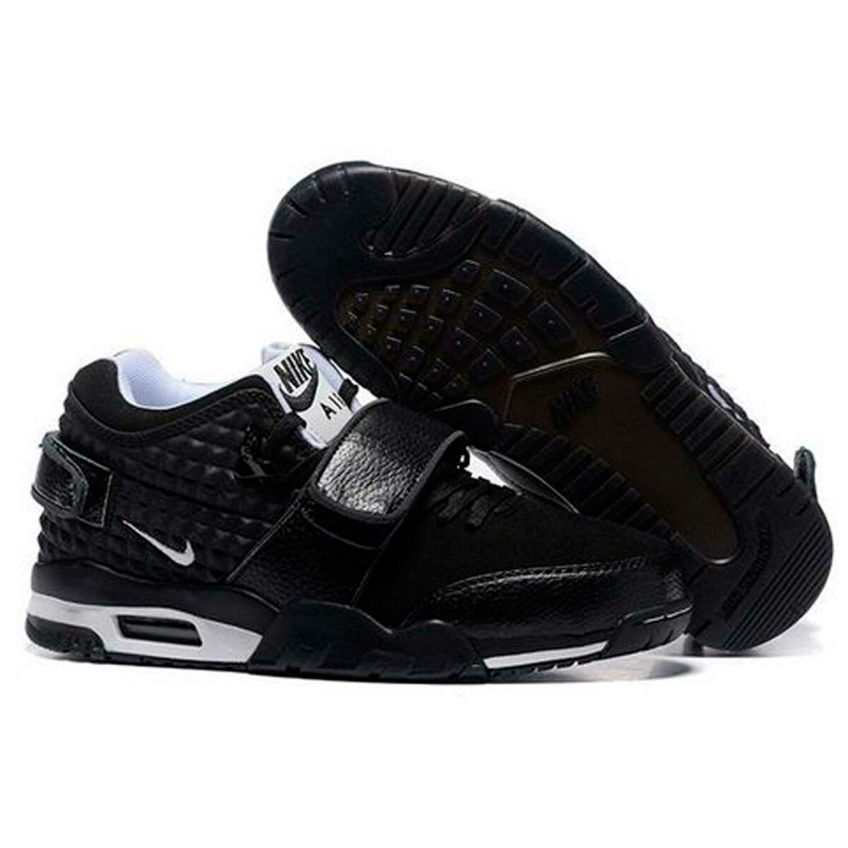 nike air trainer Cruz black купить