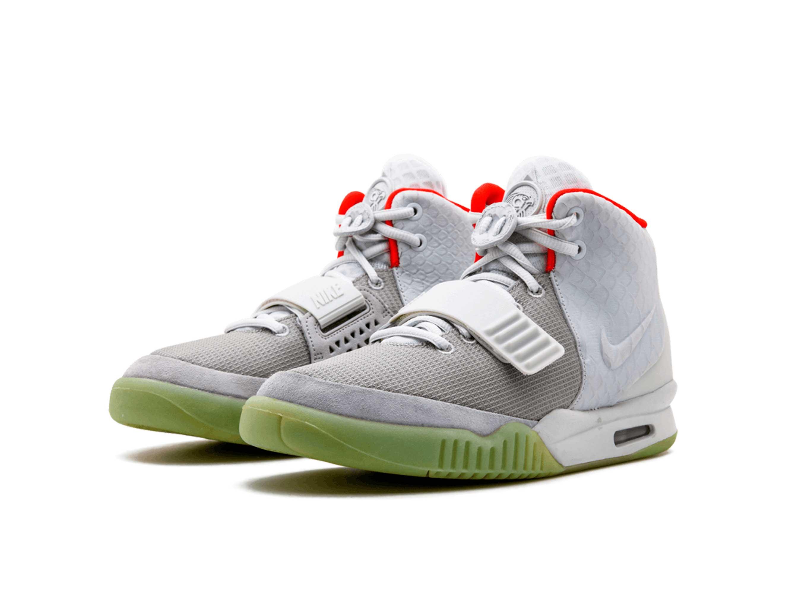 nike air yeezy 2 nrg wolf grey ⋆ Nike