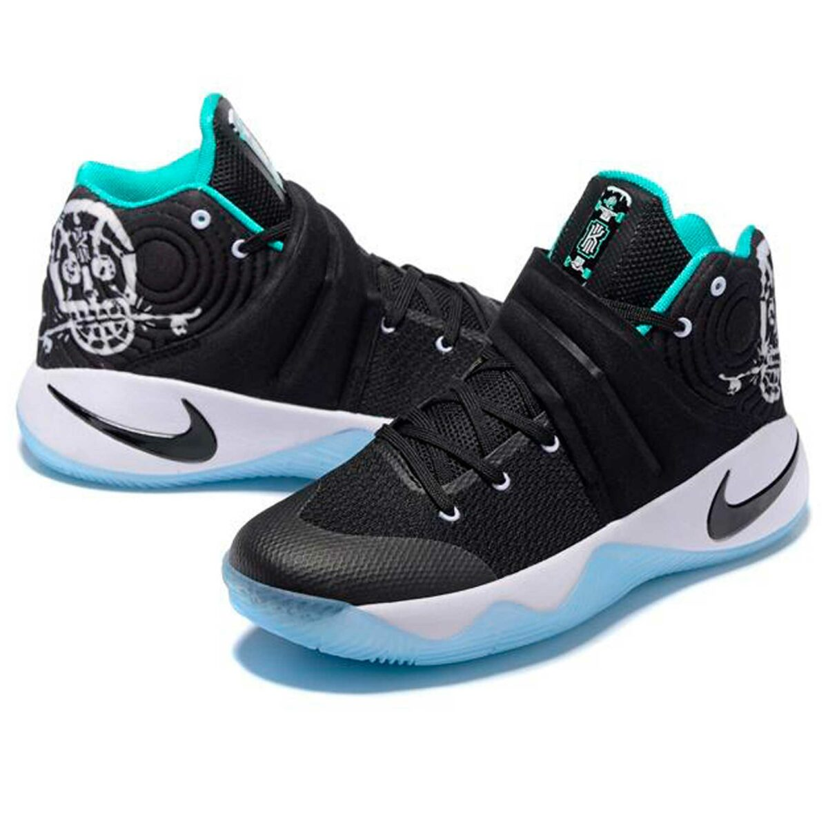 nike kyrie 2 GS court deck 826673_001 купить
