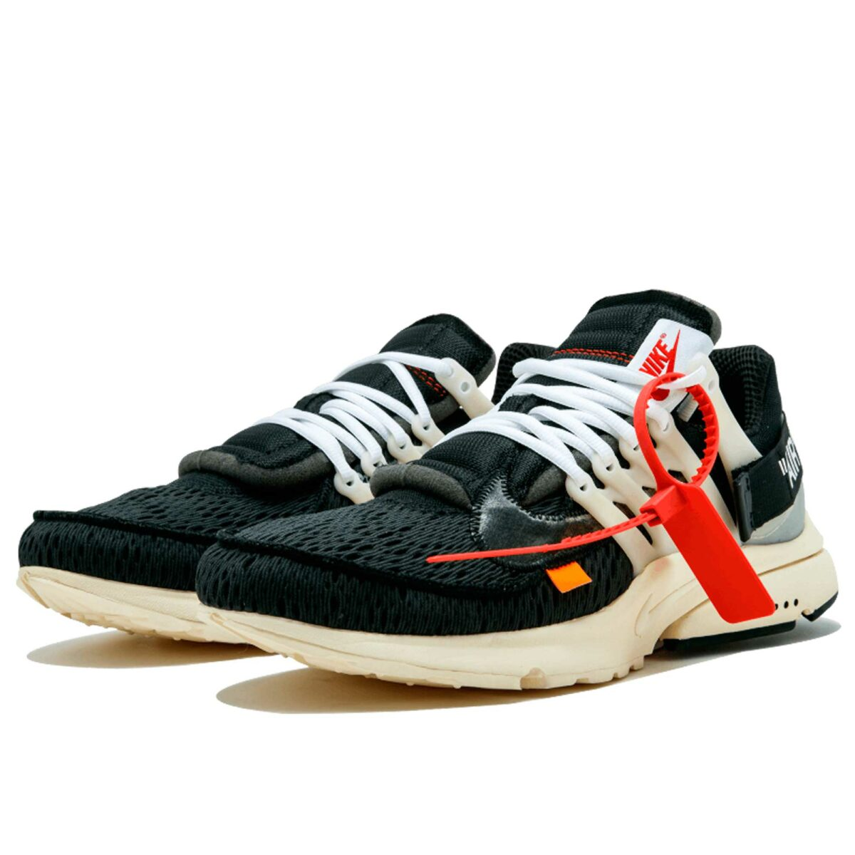 off white x nike air presto black AA3830_001 купить