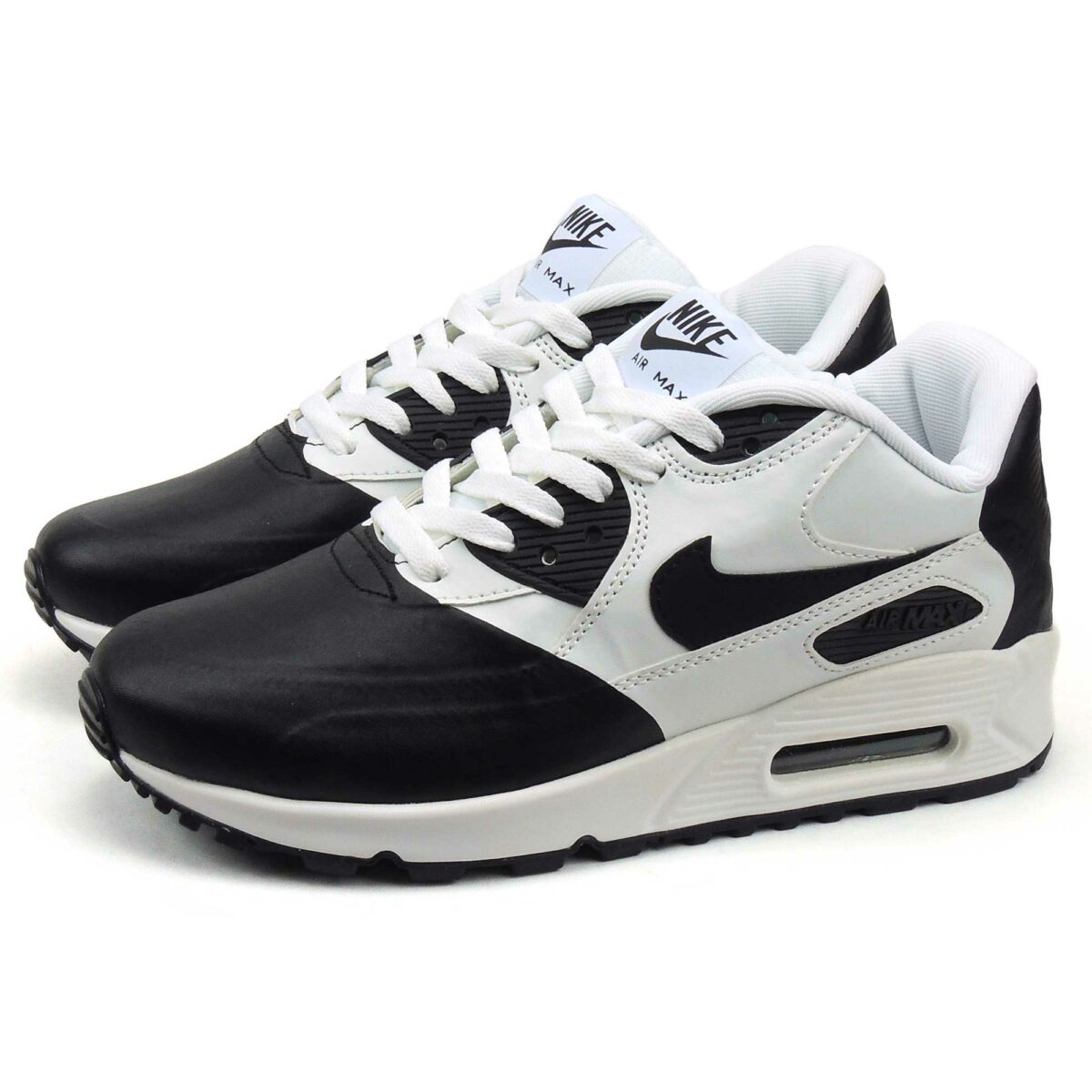 интернет магазин nike air max 90 premium se black white 858954_003