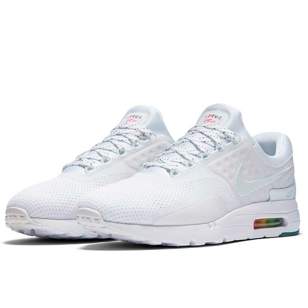 nike air max zero QS white 789695_101 купить
