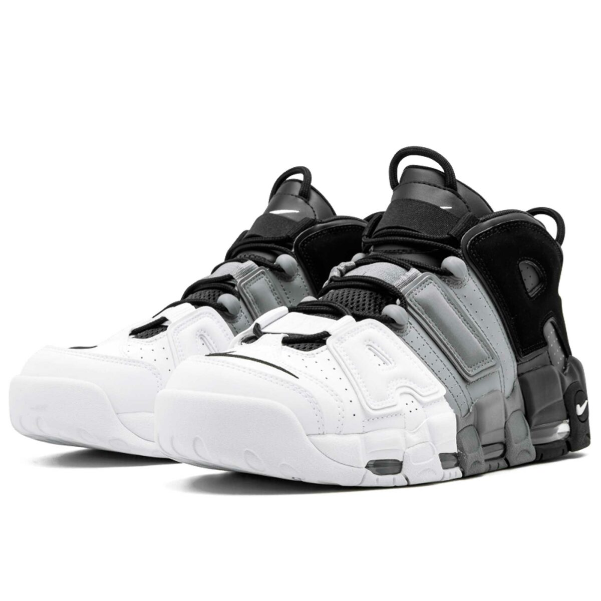 nike air more uptempo 96 black grey white 921948_002 купить