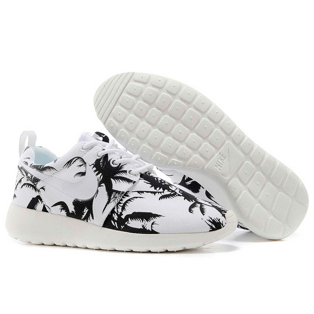 nike roshe run palm trees 511882_118 купить
