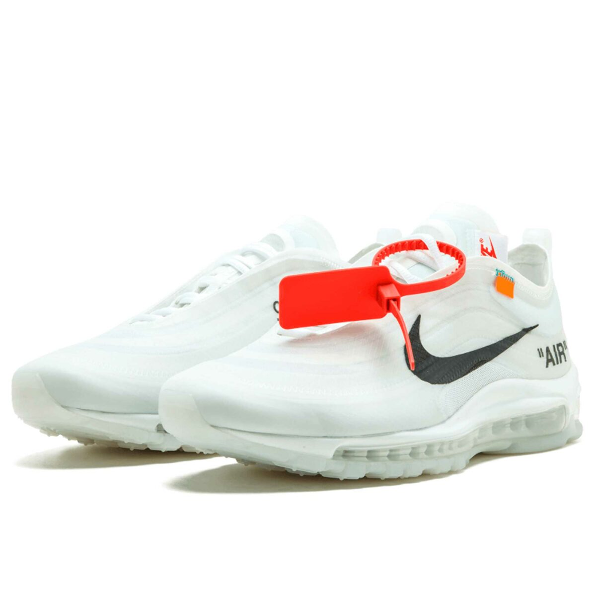 оригинальные off white colection «The Ten» x nike air max 97 og AJ4585_100 купить
