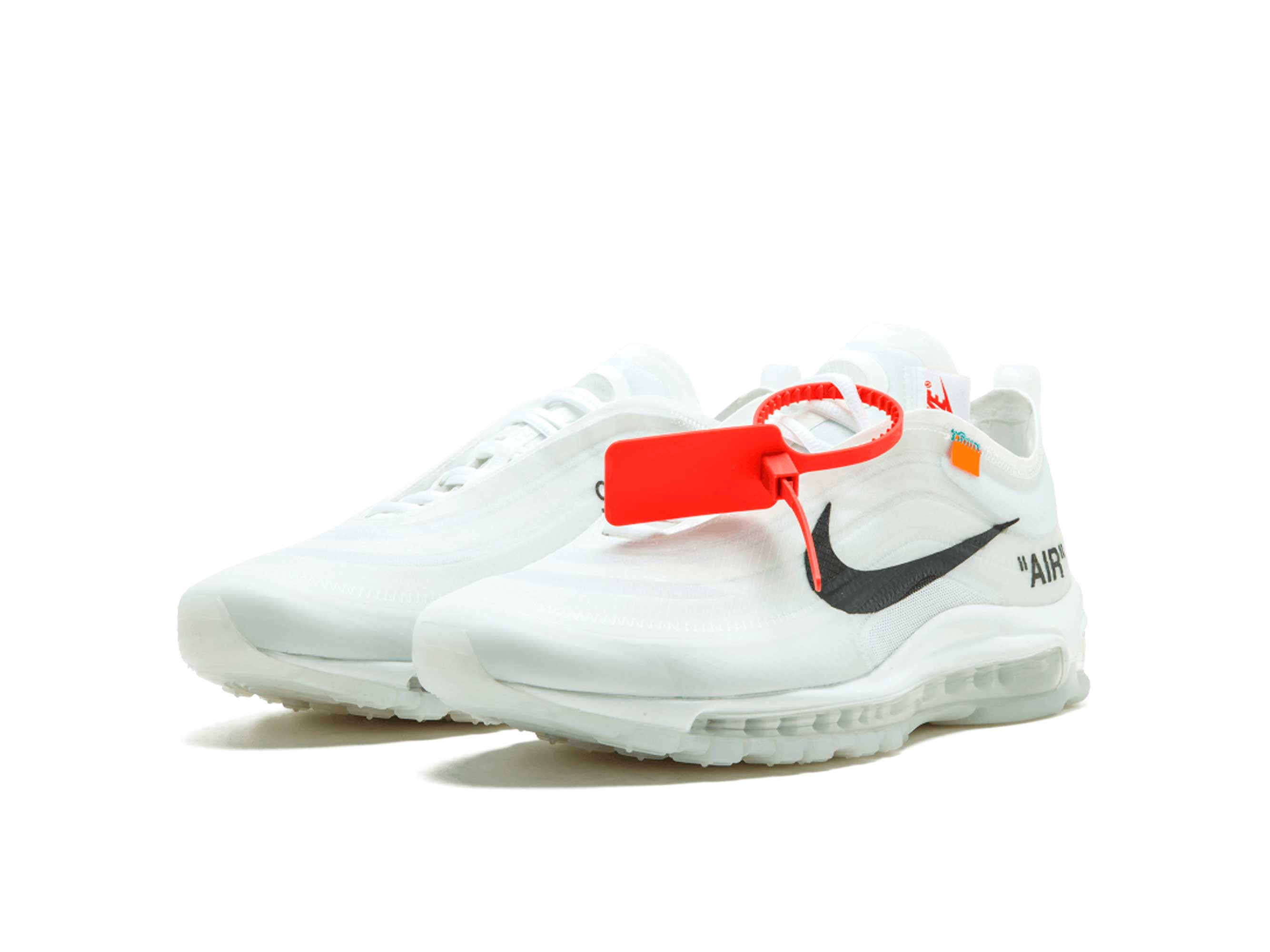 off white colection «The Ten» x nike
