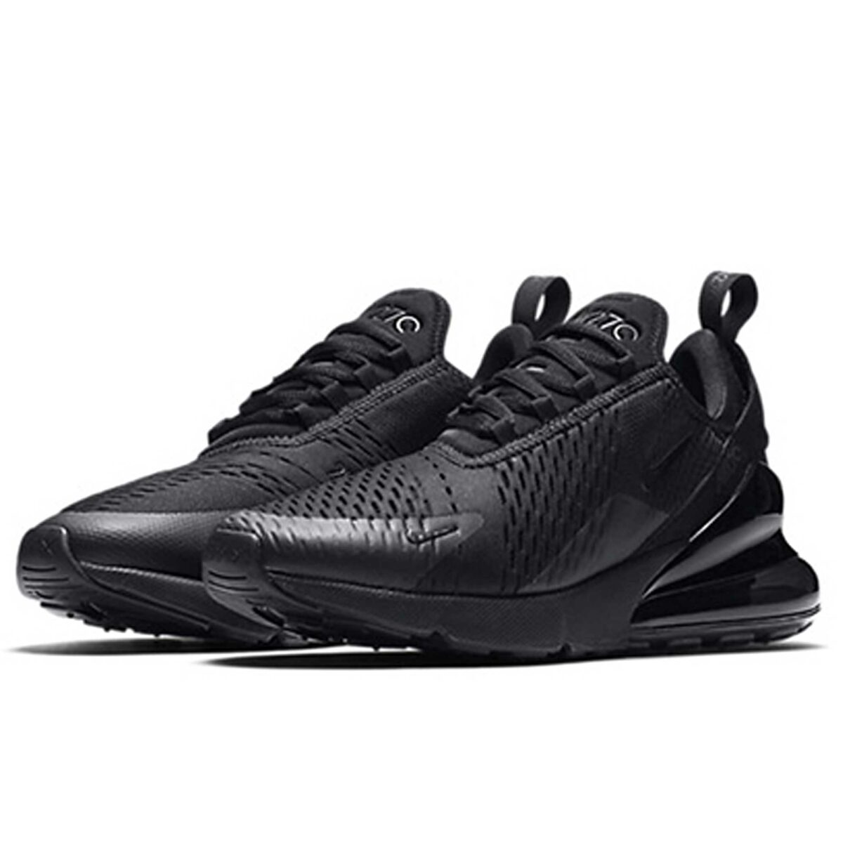 nike air max 270 all black H8050_005 купить