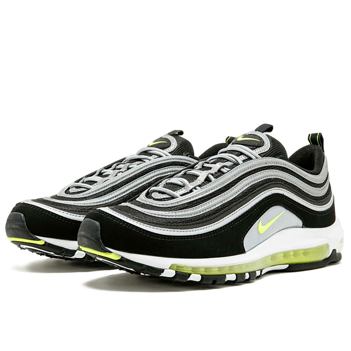 nike air max 97 black volt 921826_004 купить