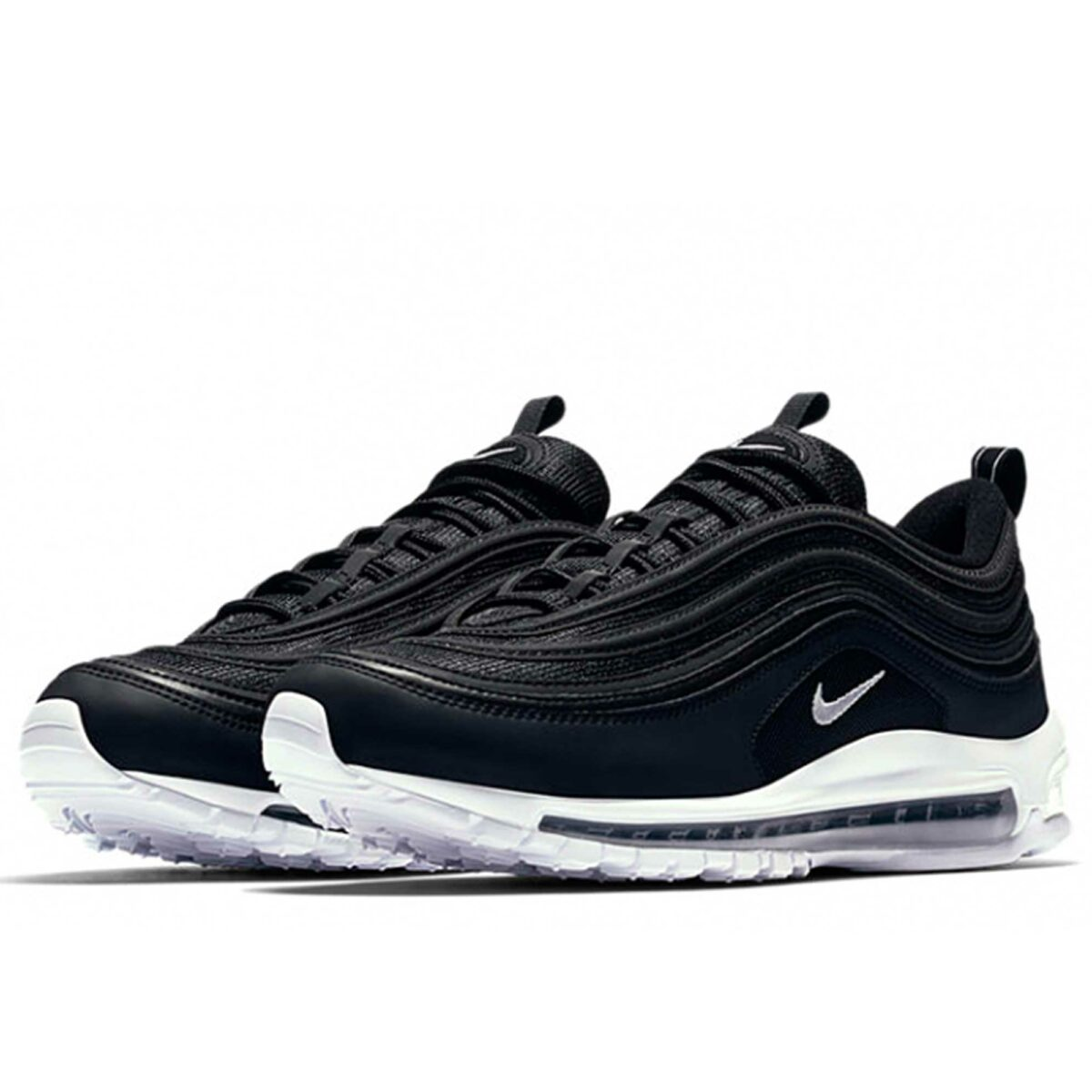 nike air max 97 black white 921826_001 купить