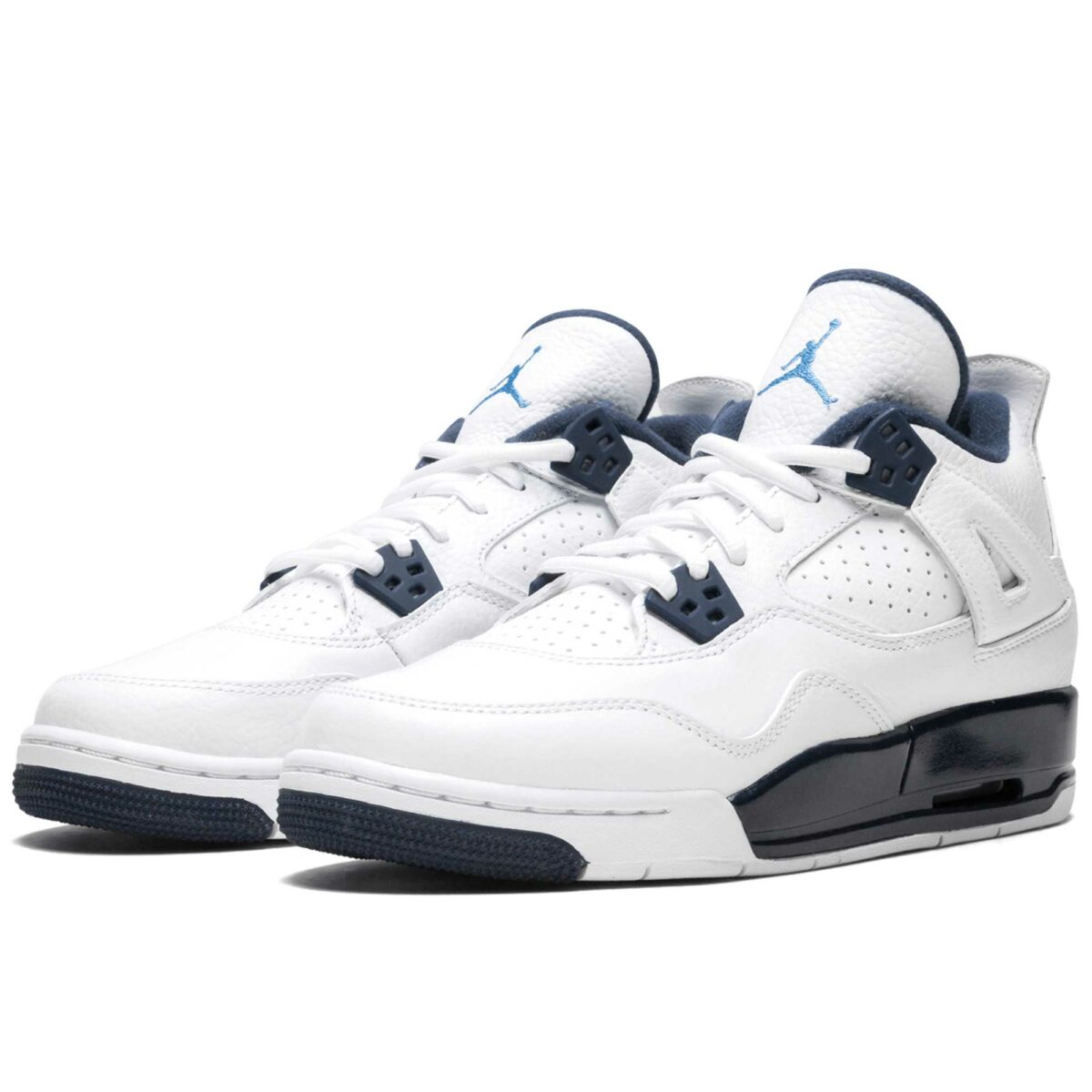 nike air jordan 4 retro bg legend blue 408452_107 купить