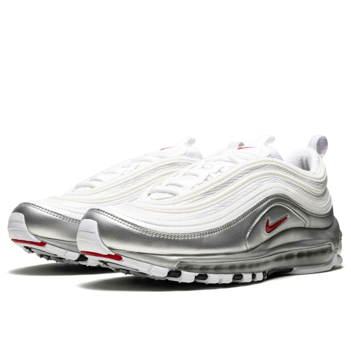 nike air max 97 QS white metalic silver AT5458_100 купить