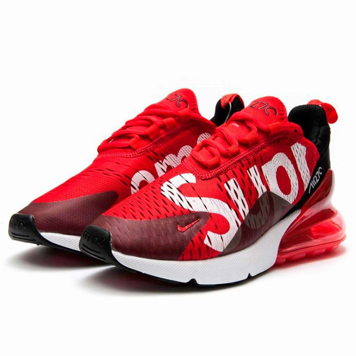 nike air max 270 supreme red AH8050_208 купить