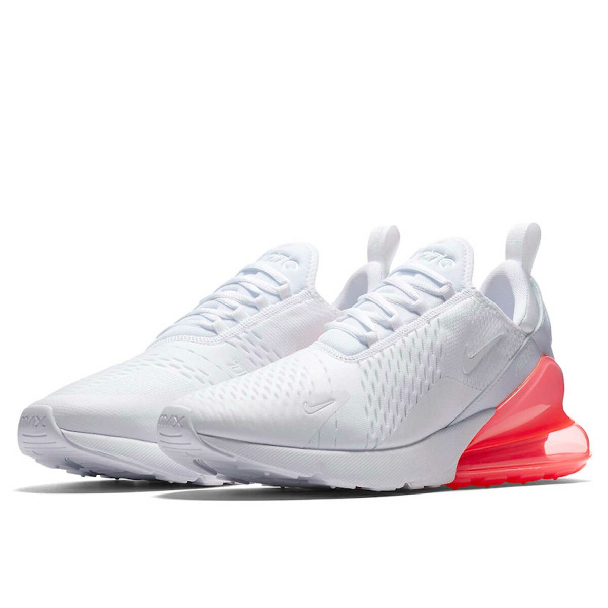 nike air max 270 white red AH8050_103d купить