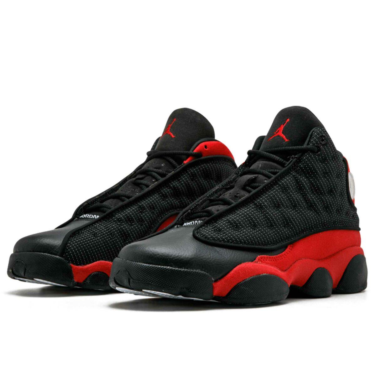 nike air Jordan 13 retro bg bred 2017 release 414574_004 купить