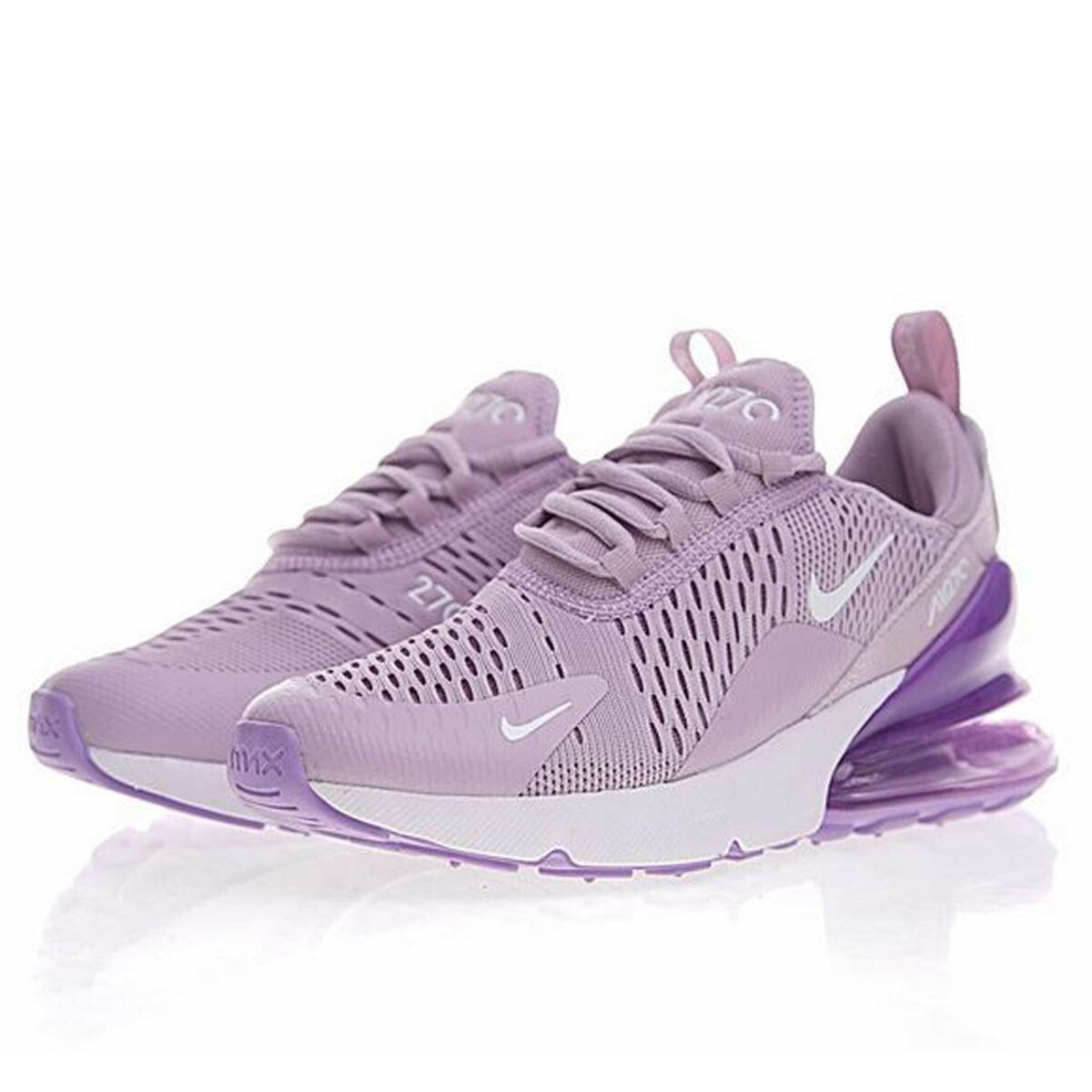 nike air max 270 purple купить