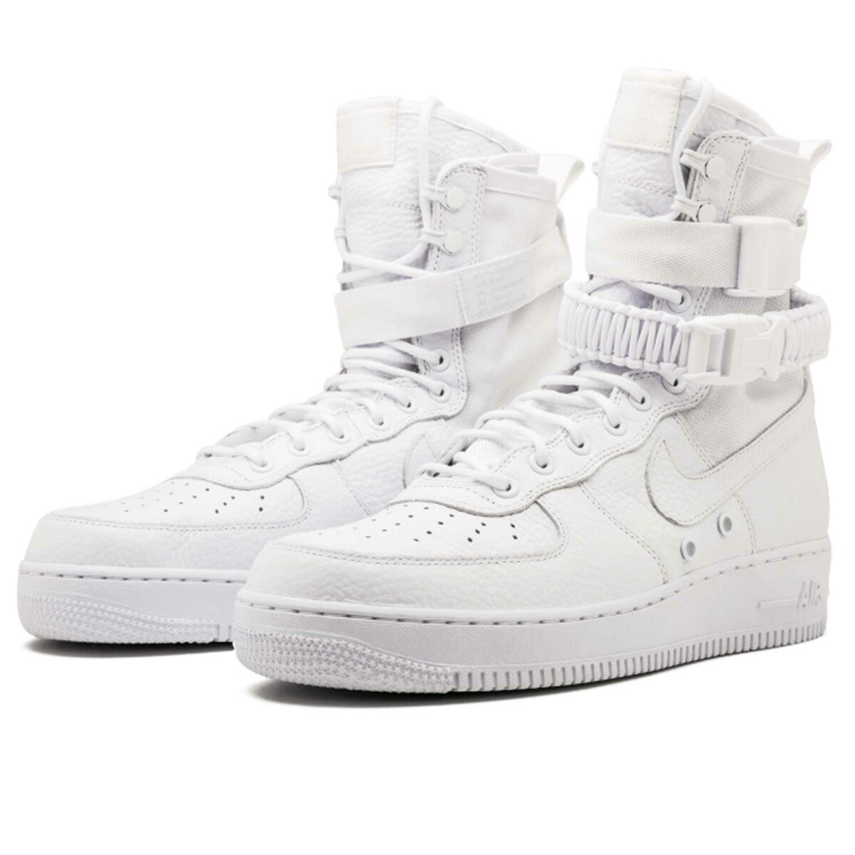 nike sf air force 1 all white 903270_100 купить