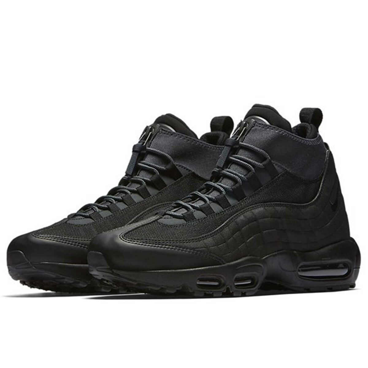 nike air max 95 sneakerboot black 806809_001 купить