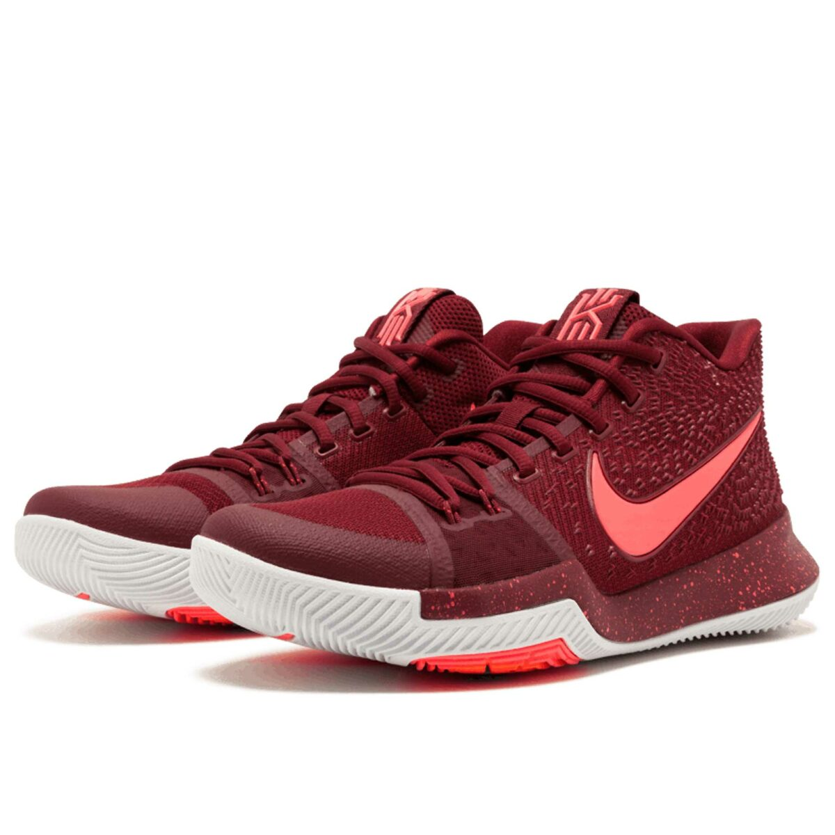 nike Kyrie 3 hot punch 852395_681 cblack купить