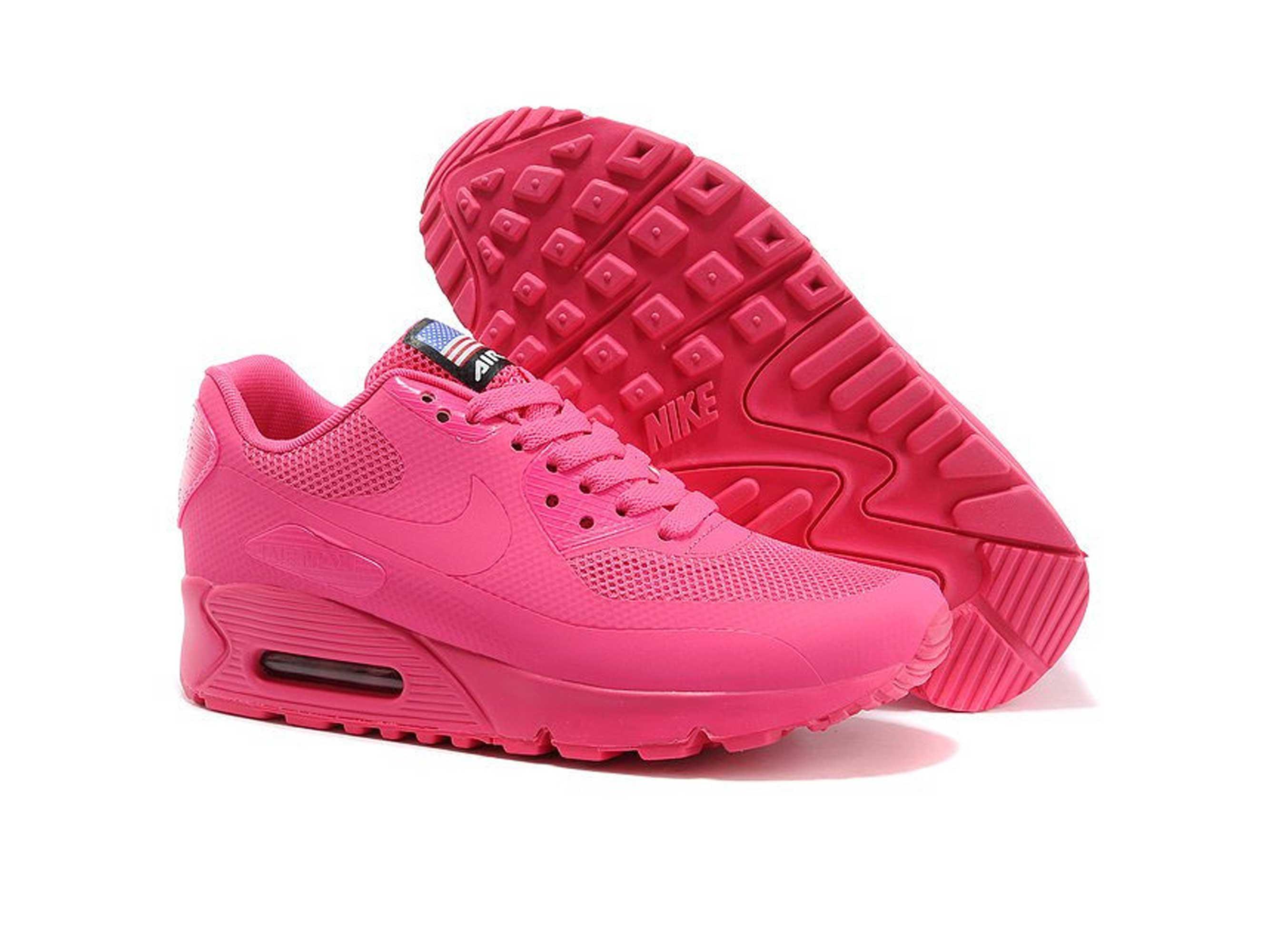 nike air max 90 hyperfuse 2013 pink 613841_222 купить