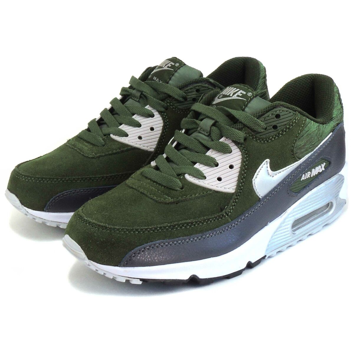 nike air max 90 carbon green 768887_301 купить