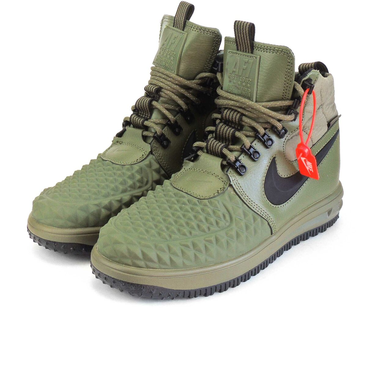 nike air force 1 lf1 duckboot 17gs olive 922807_202 купить
