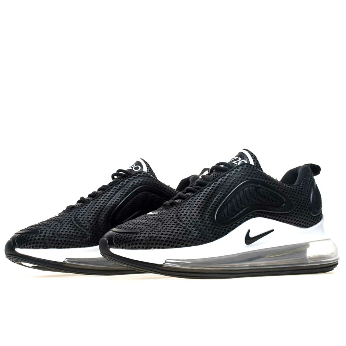nike air max 720 black white AO2924_001 купить