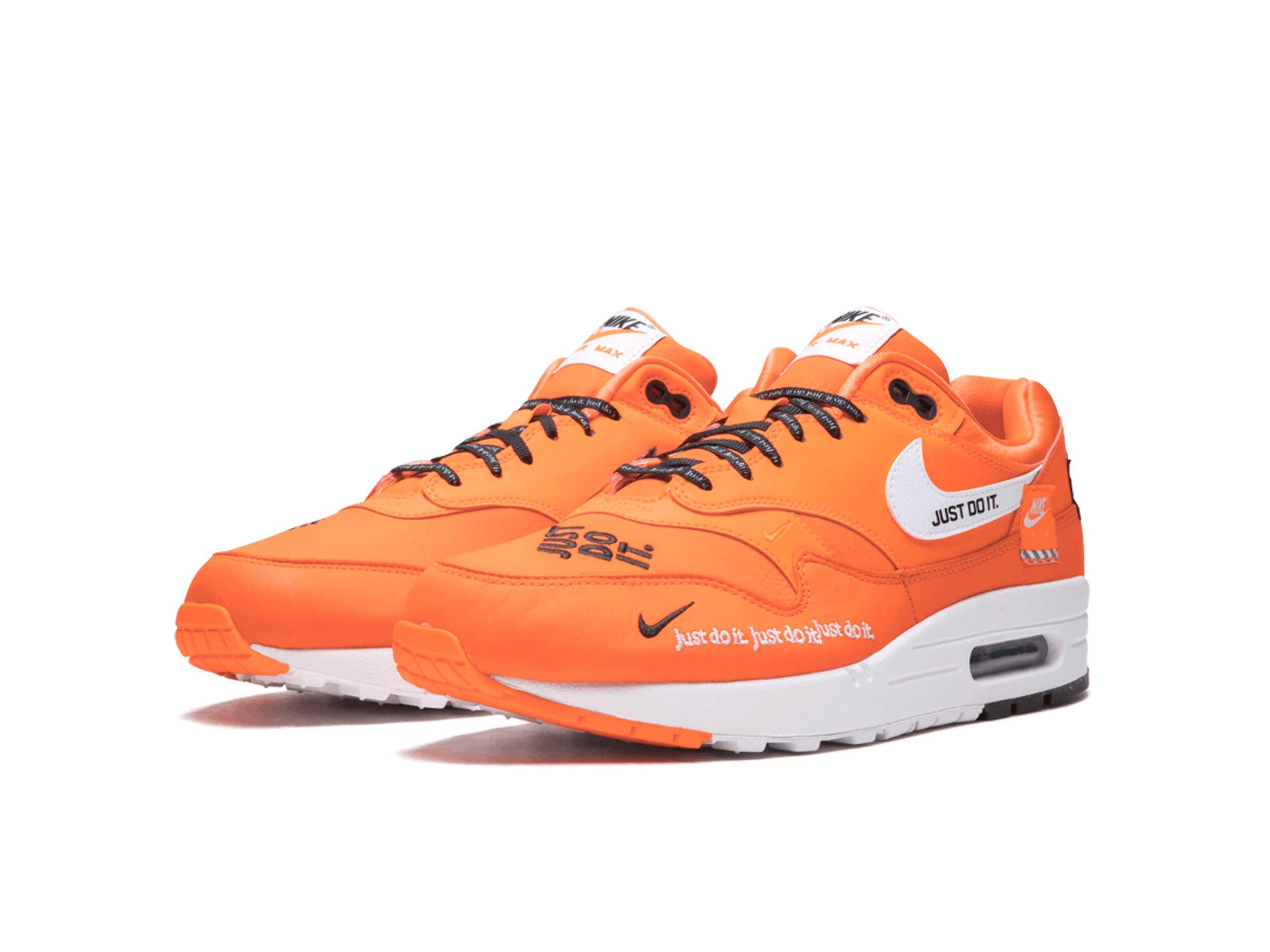 nike air max 1 (87) total orange ao1021_800 купить