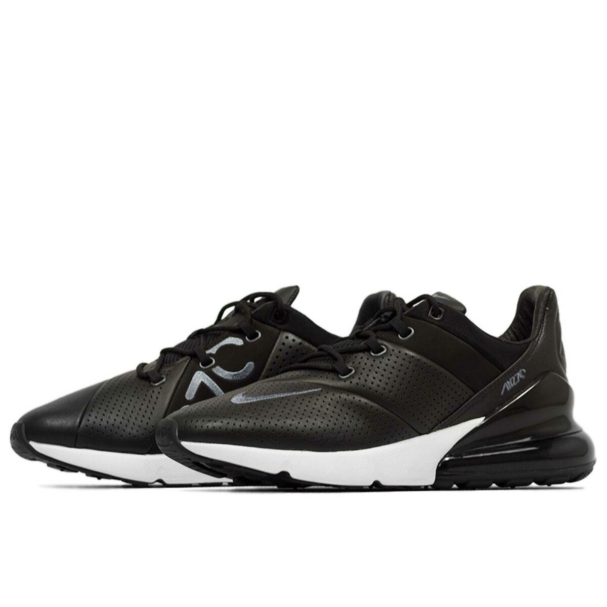nike air max 270 black white ao8283_001 купить