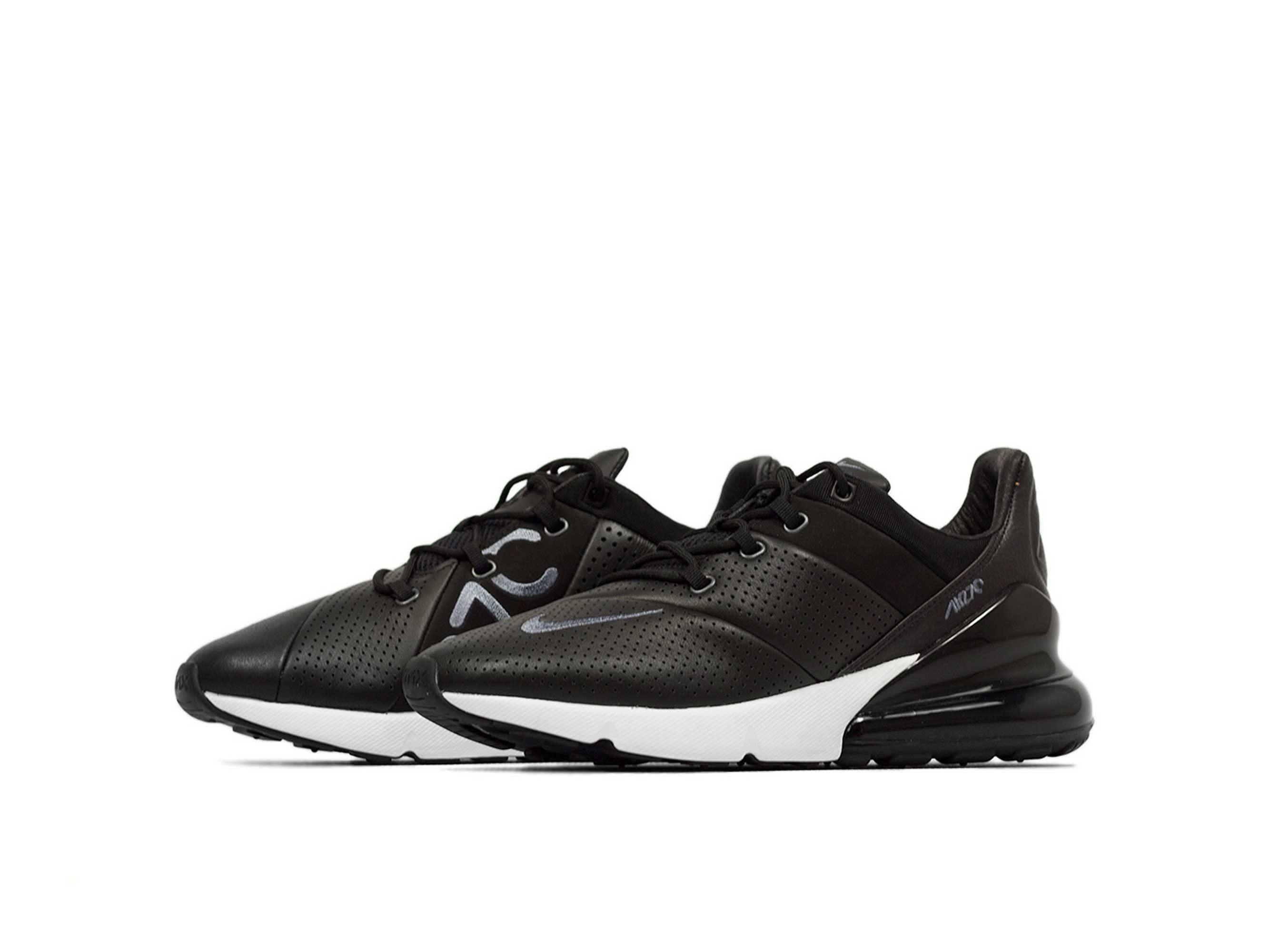 nike air max 270 black white ao8283_001 купить