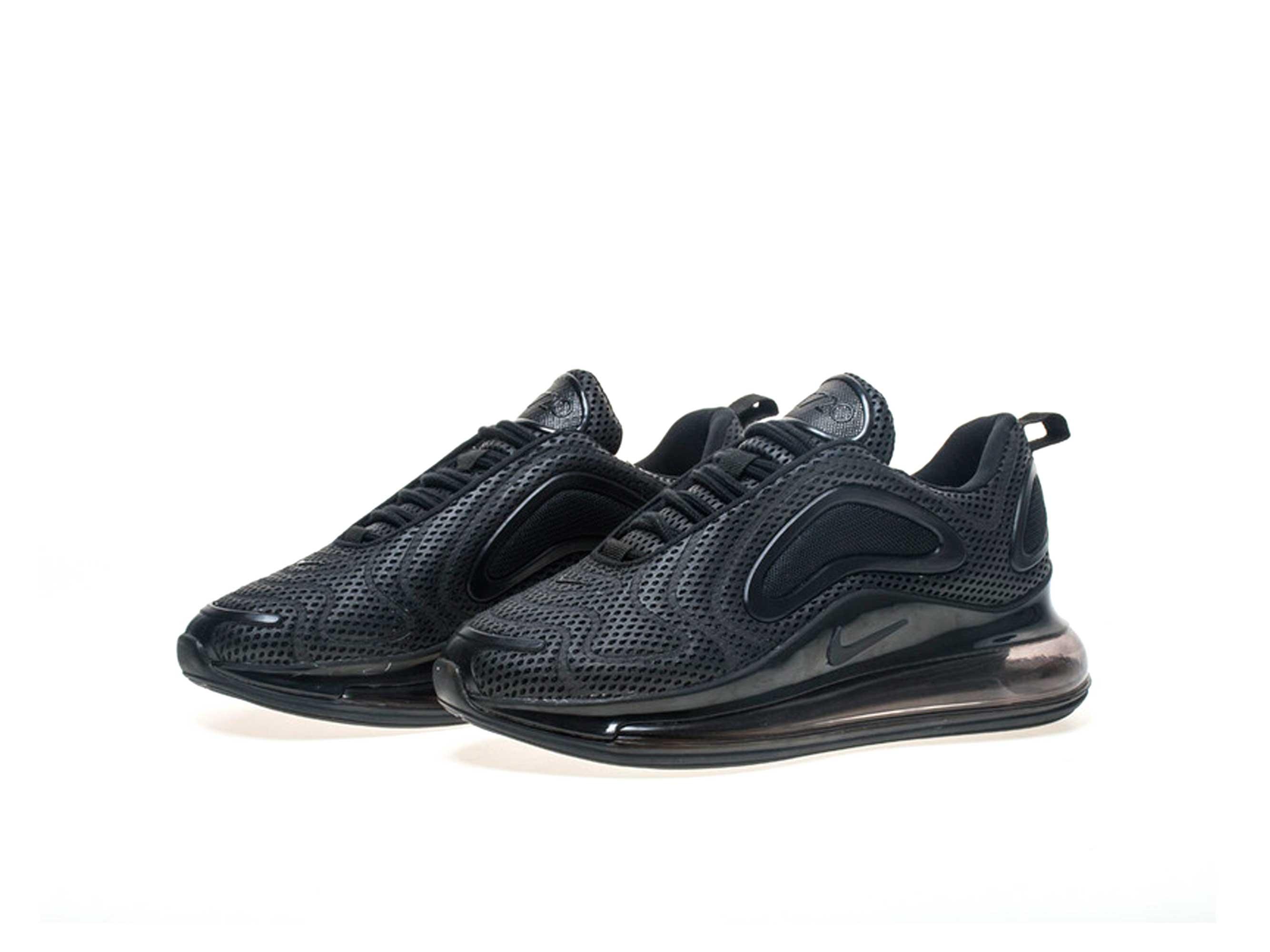 nike air max 720 all black ao2924_004 купить