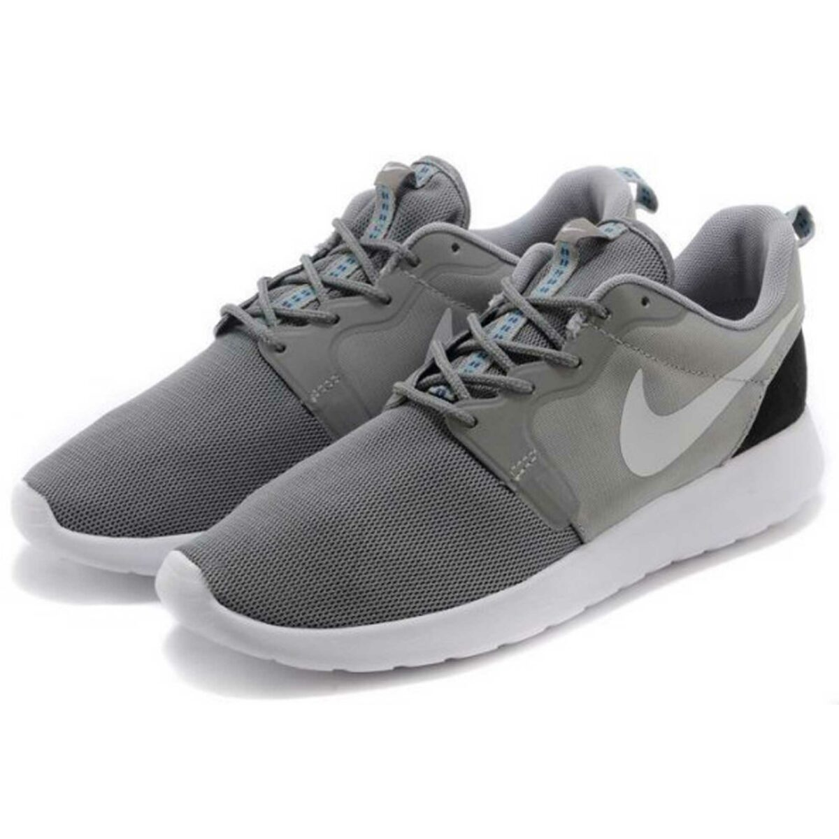 nike roshe one grey white black 636220_011 купить