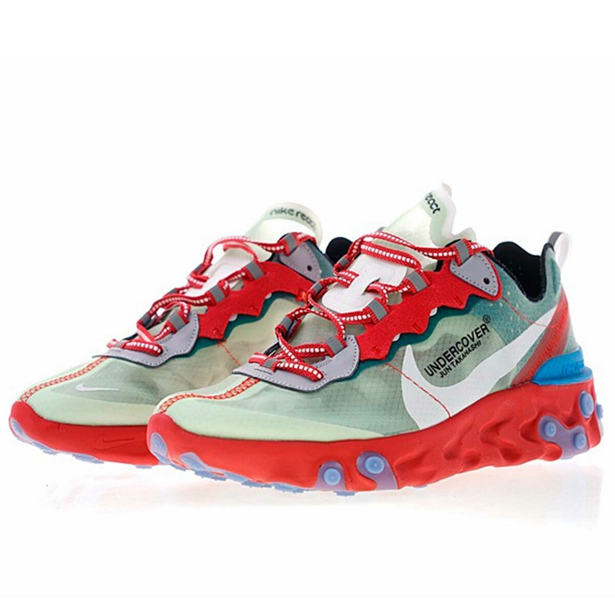 undercover x nike react element 87 volt bq2718_100 купить