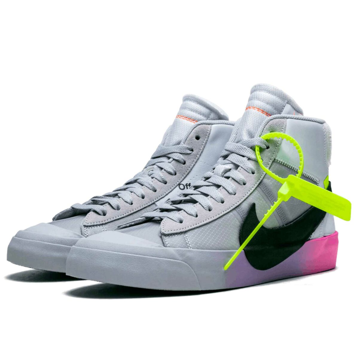 nike blazer mid The Serena Williams x Off White x Nike Blazer Queen AA3832_002 купить