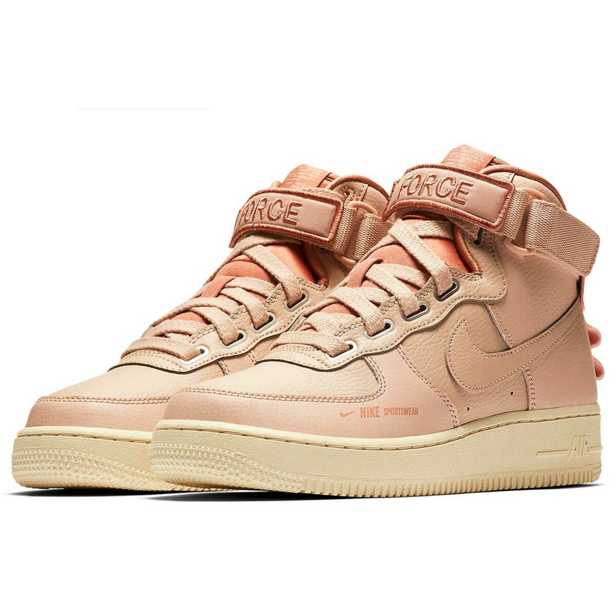 nike air force 1 high utility rose aj7311_200 купить
