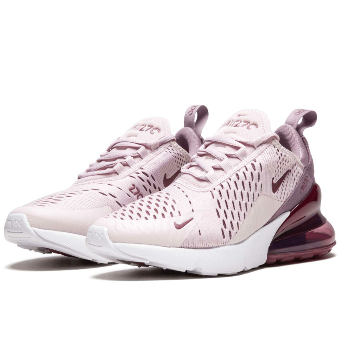 nike air max 270 barely rose ah6789_601 купить