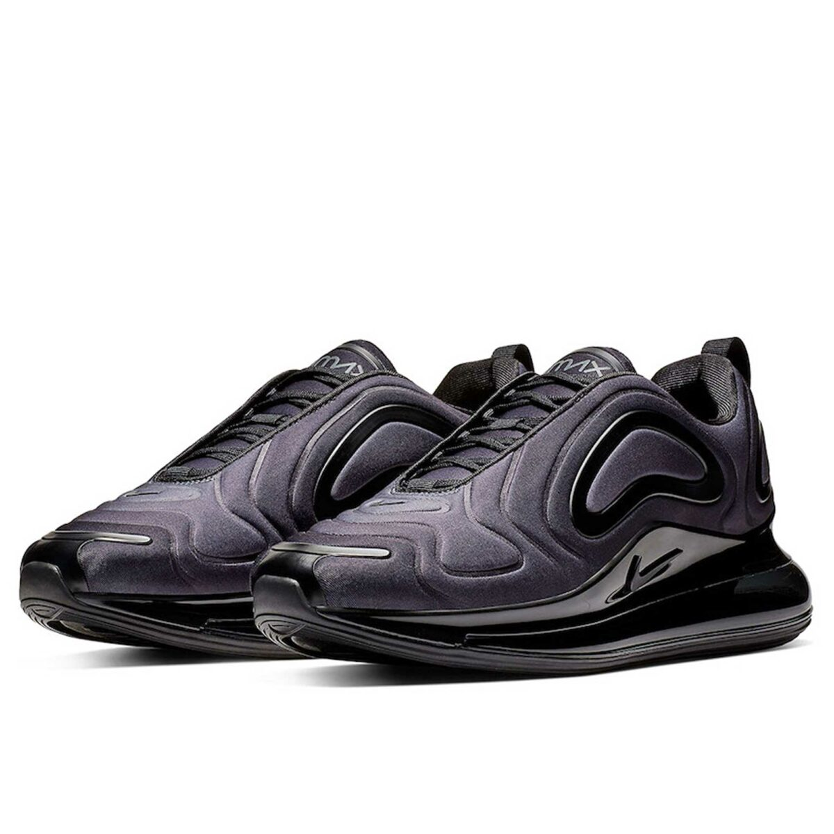 nike air max 720 triple black ao2924_004 купить