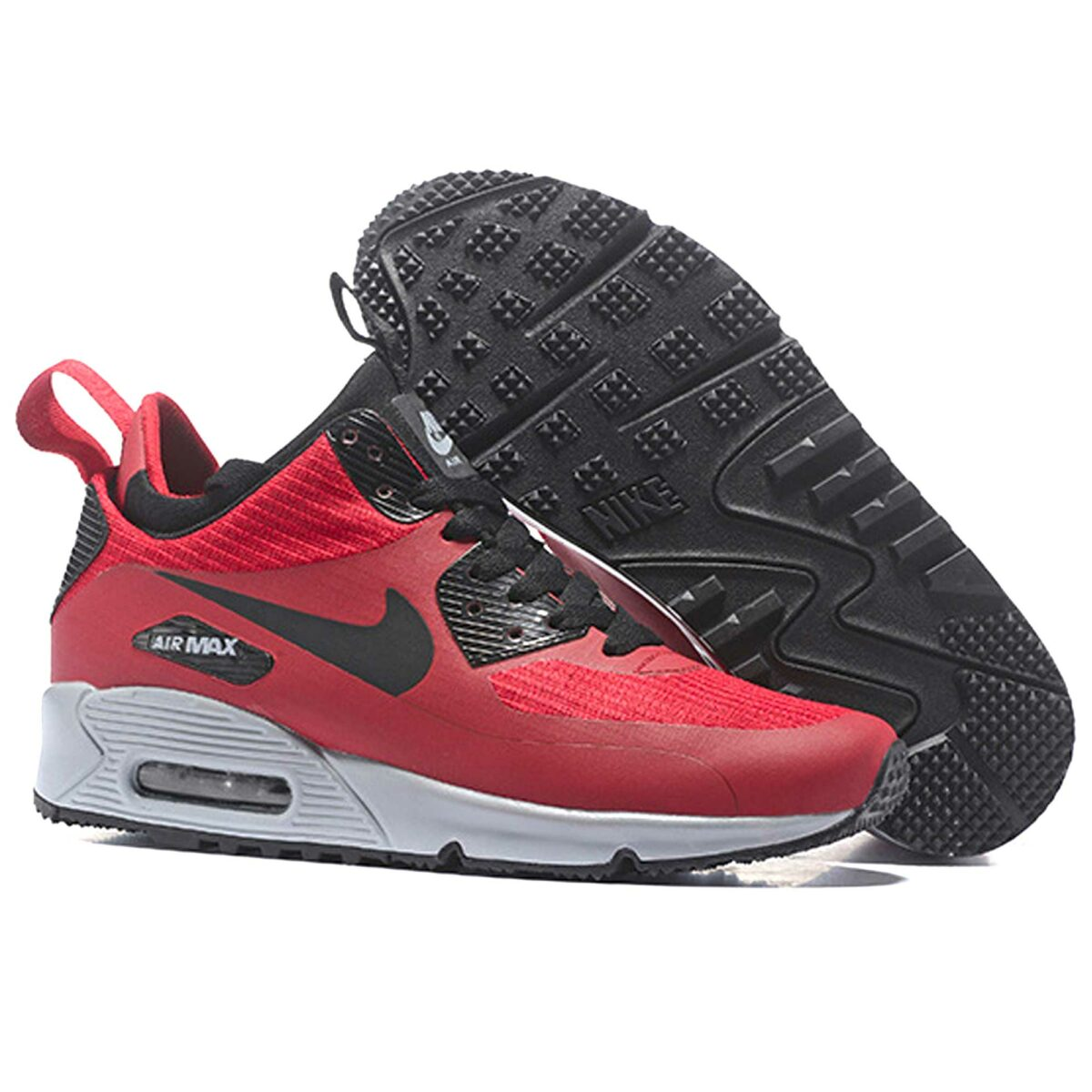 nike air max 90 mid red winter 806808_600 купить
