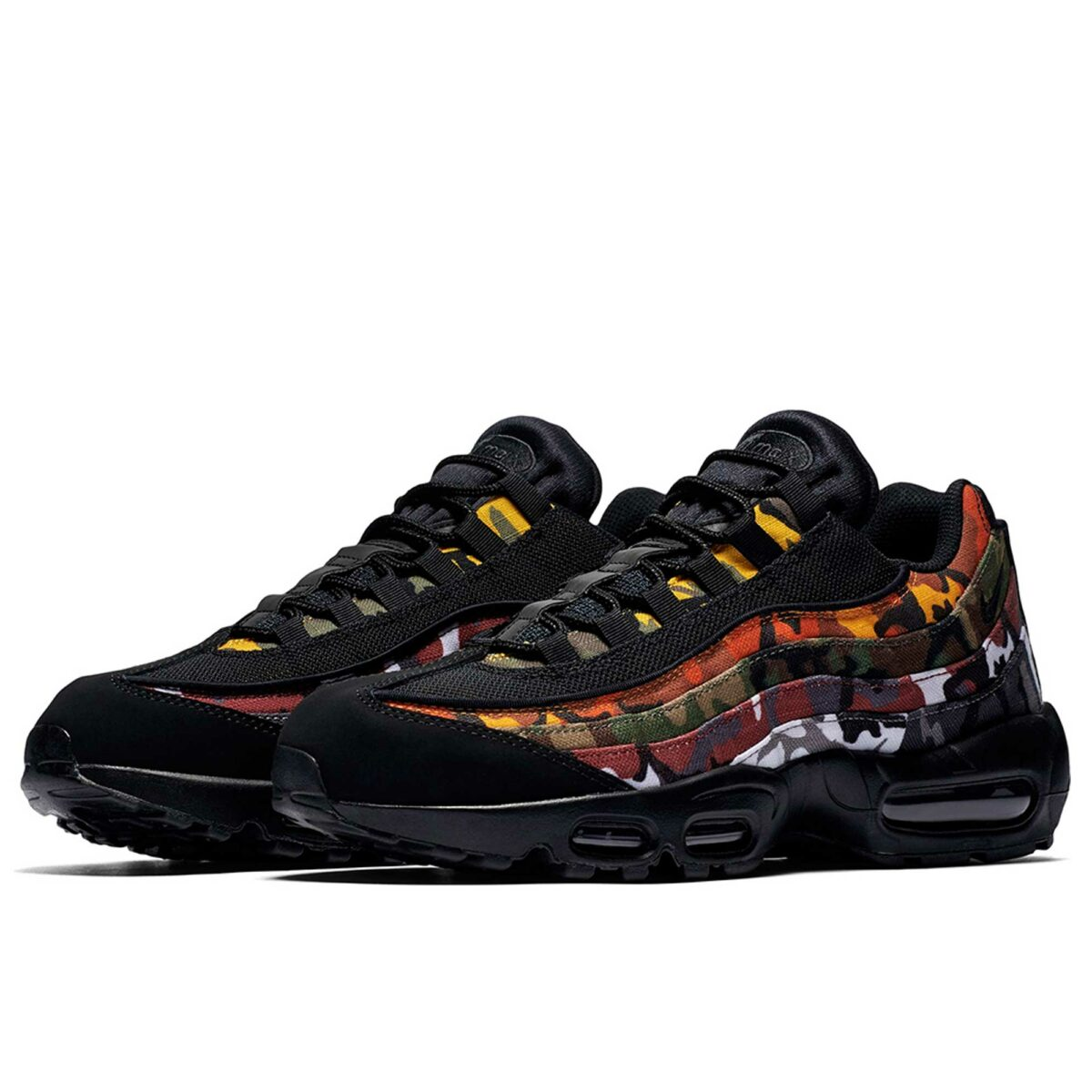 nike air max 95 black multi camouflage ar4473_001 купить