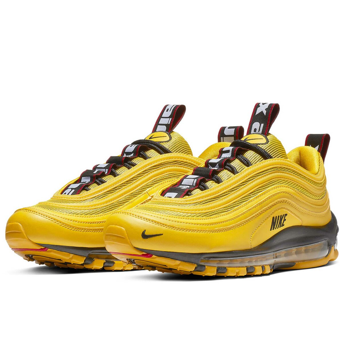 nike air max 97 taxi yellow купить