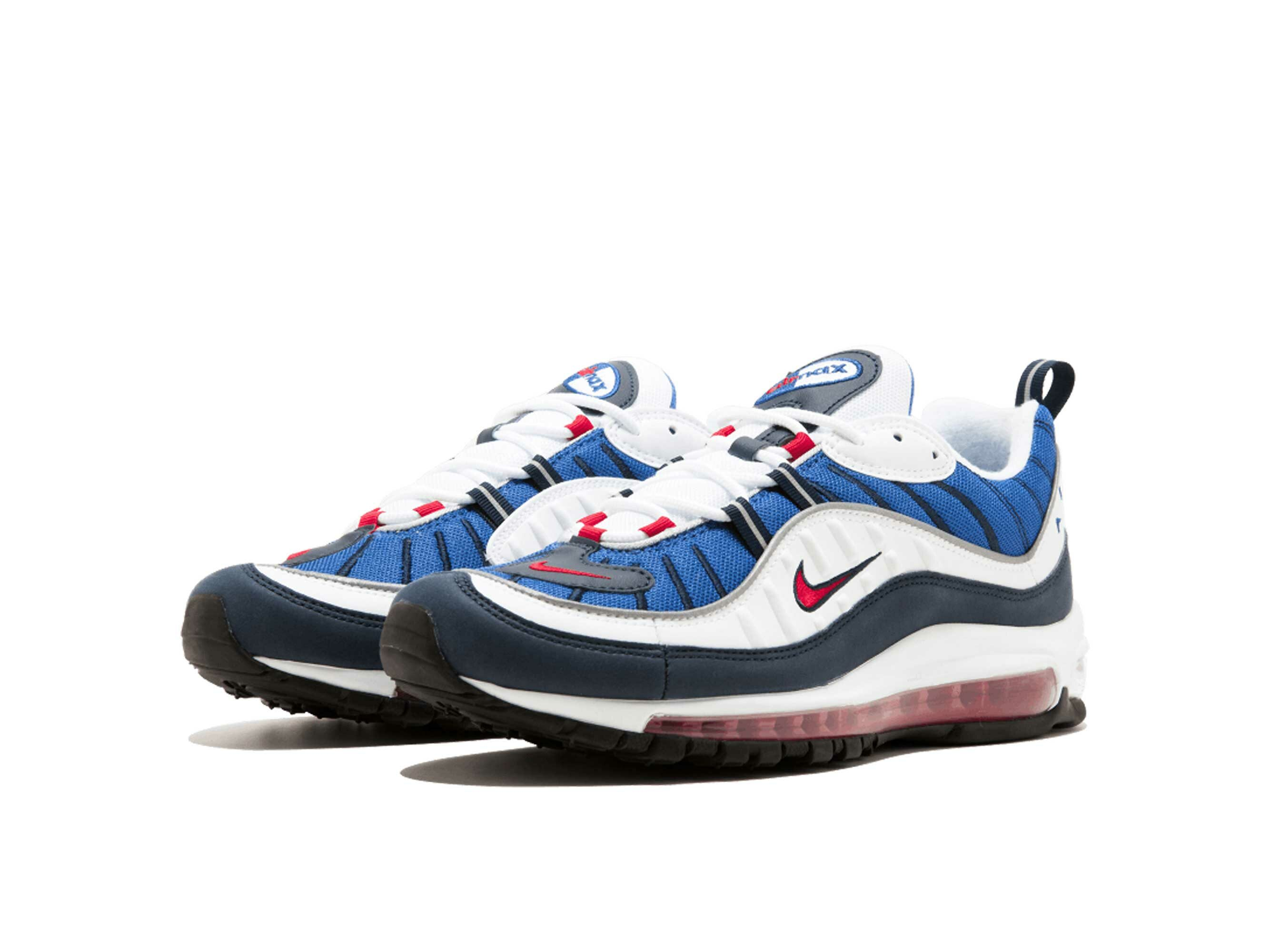 nike air max 98 blue white 640744_100 купить
