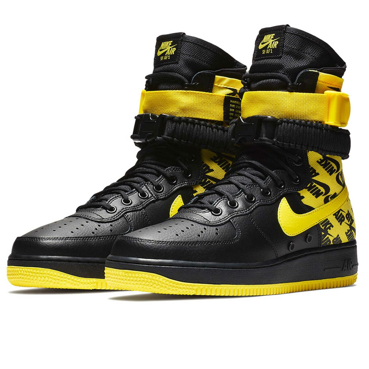 nike sf af1 dynamic yellow ar1955_001 купить