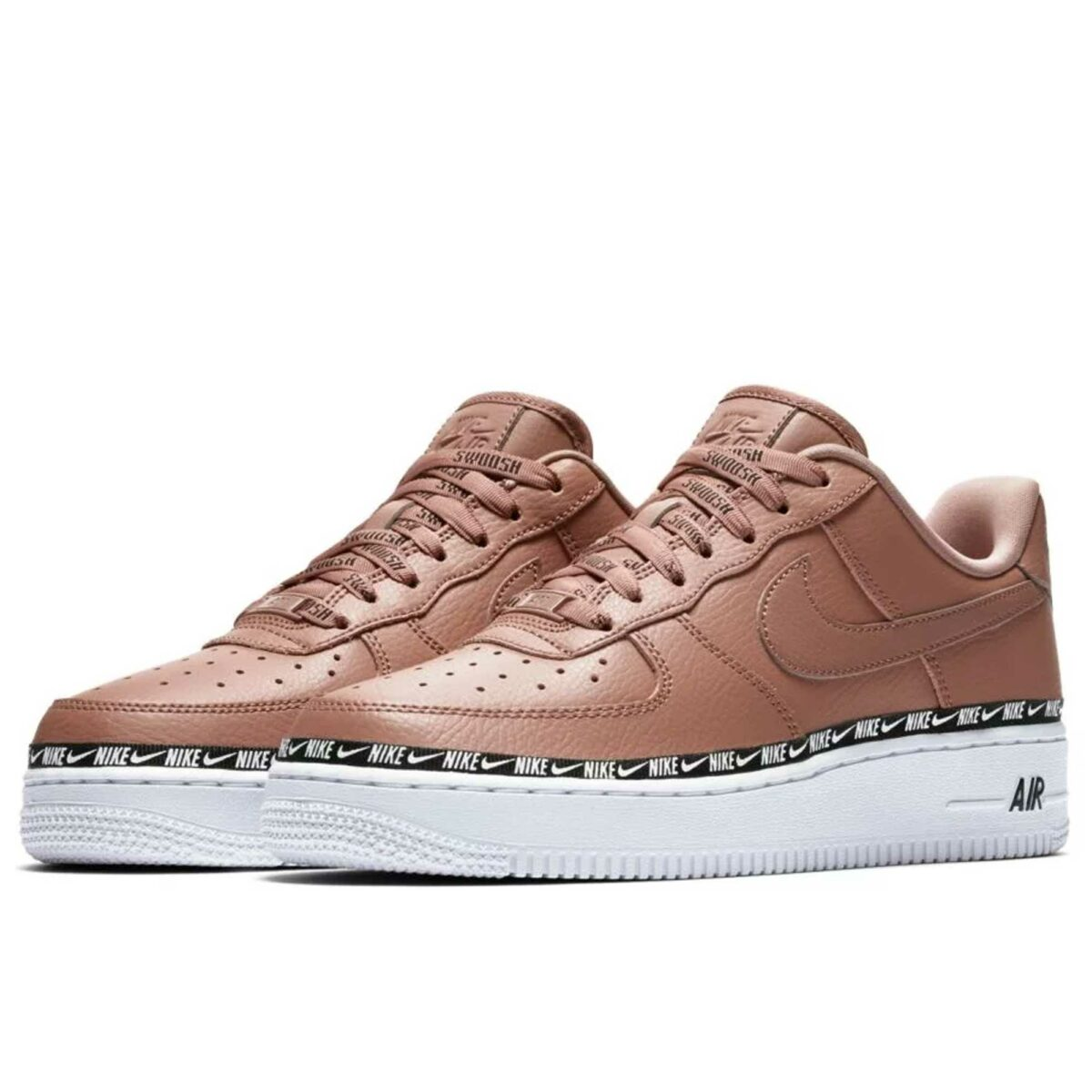 nike air force 1'07 brown ah6827_201 купить