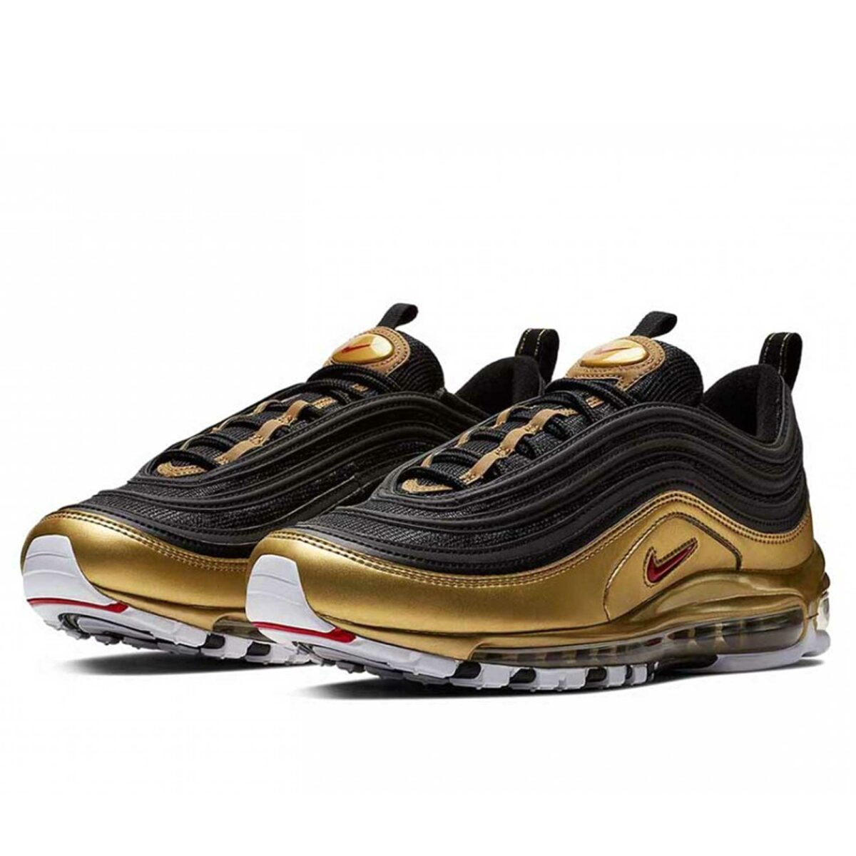 nike air max 97 black metalic gold AT5458_002 купить