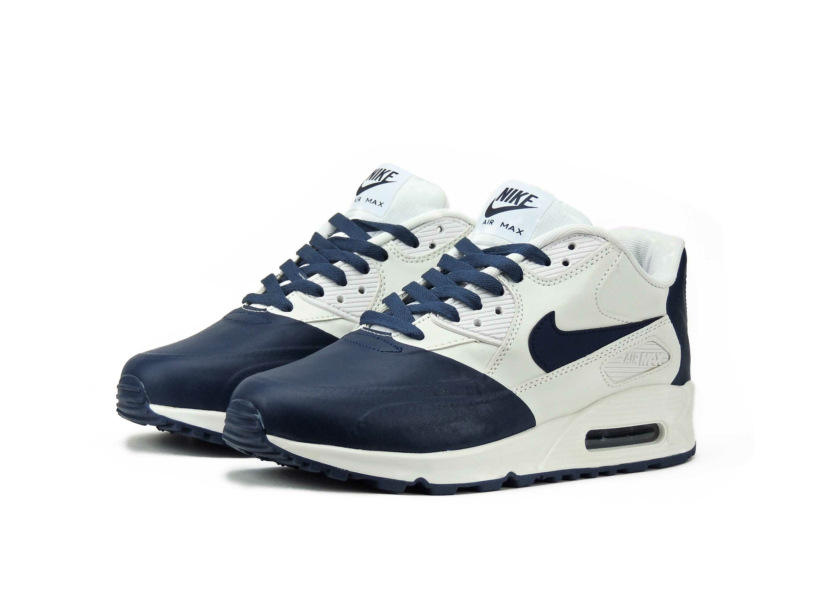 nike air max 90 premium se blue white 858954_004 купить