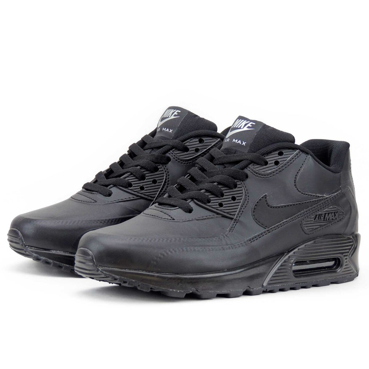 nike air max 90 premium se all black 858954_007 купить
