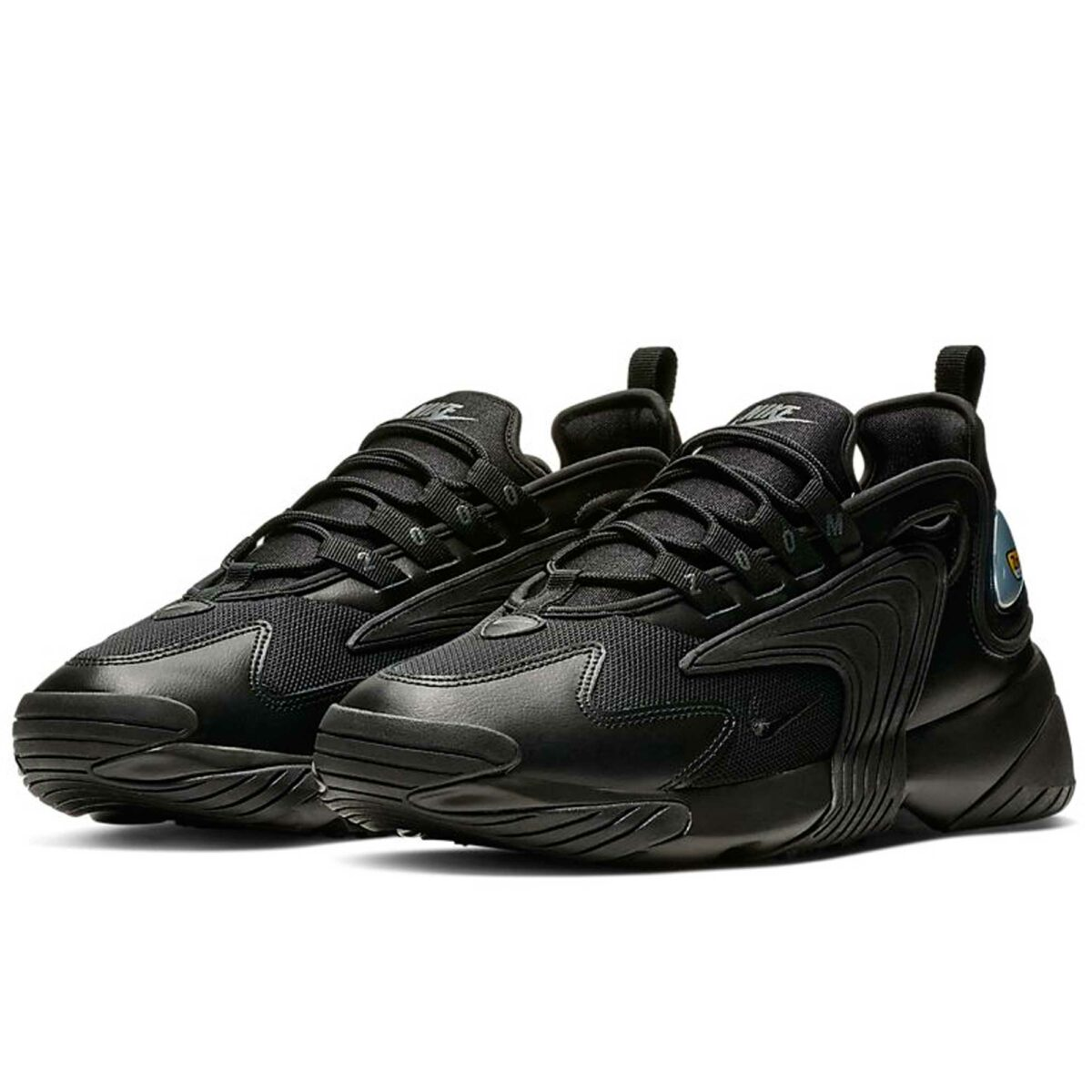 nike zoom 2k all black AOO269_002 купить
